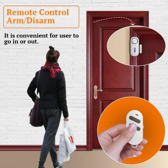 Alarm na dvere alebo okná s diaľkovým ovládaním