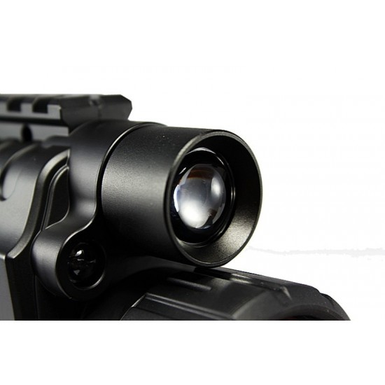 Monokulárny ďalekohľad s nočným videním a kamerou (video, fotky) 8 GB pamäť