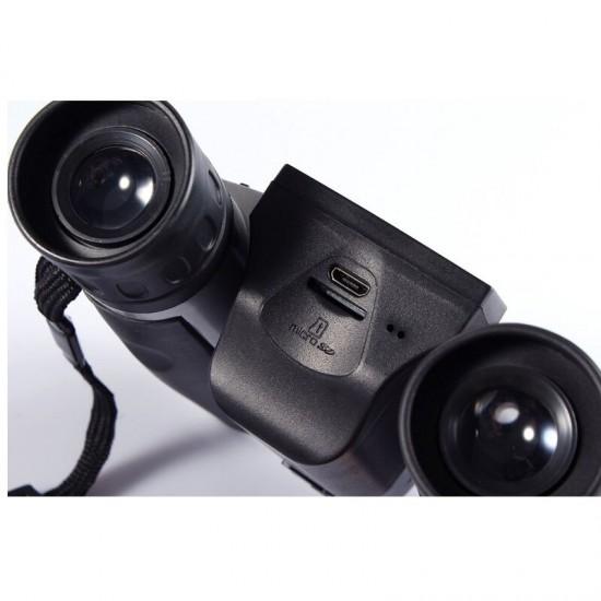 Ďalekohľad s fotoaparátom a kamerou s vysokou kvalitou fotografií a videa