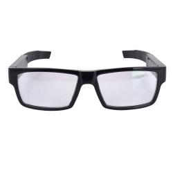 Špionážne okuliare s neviditeľnou kvalitnou skrytou kamerou a mikrofónom 32 GB vnútorná pamäť