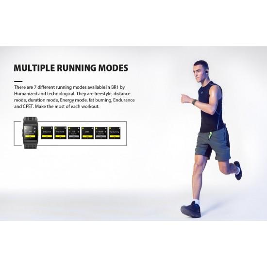Športové hodinky (multišport) s GPS a párovaním s iOS a Android OS mobilmi