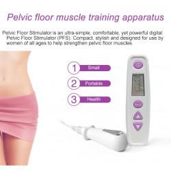 Pokročilý stimulátor svalov panvového dna - Vaginálny tréner - Kegel - inkontinencia - sexuálny pôžitok - pôrod