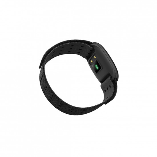 ANT+ a Bluetooth náramok (spárovateľný s IOS/Android) s monitorom srdcového rytmu