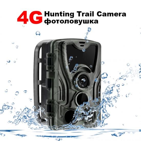 4G fotopasca s rýchlym odosielaním fotografií a videa na email alebo MMS