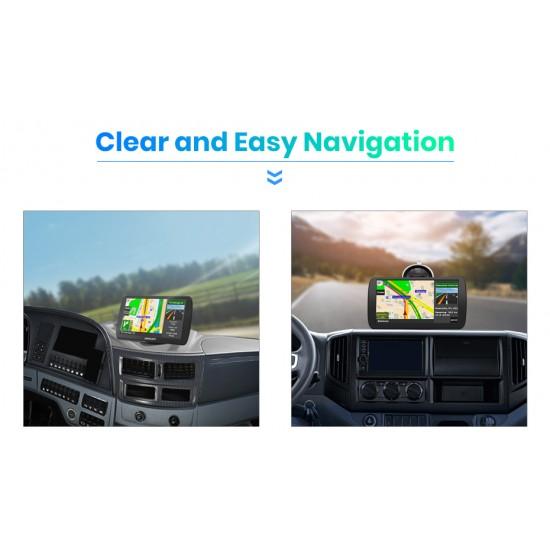 """9"""" GPS navigácia do nákladného auta, kamióna s doživotnou aktualizáciou máp"""