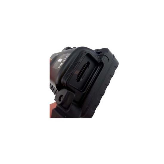 Prenosný GPS tracker bez nutnosti inštalácie s dlhou výdržou batérie pre dlhodobé sledovanie, pohybový senzor