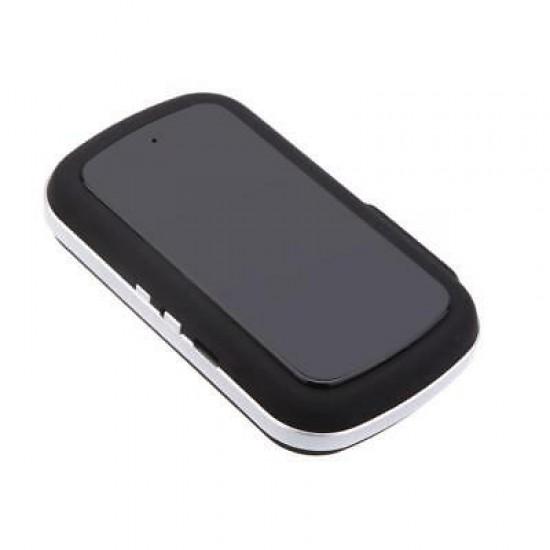 Prenosný GPS tracker s mikrofónom - lokalizačné a sledovacie zariadenie