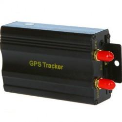 GPS tracker pre trvalú lokalizáciu a monitoring výskytu a pohybu vozidiel