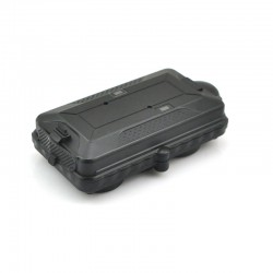 GPS tracker s magnetom a odposluchom pre dlhodobé nenápadné sledovanie