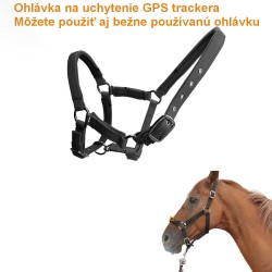 GPS tracker pre kone – solárne dobíjanie, mobilná aplikácie na iOS, Android, PC