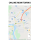 GPS tracker s možnosťou odstavenia motora cez SMS pre požičovne áut