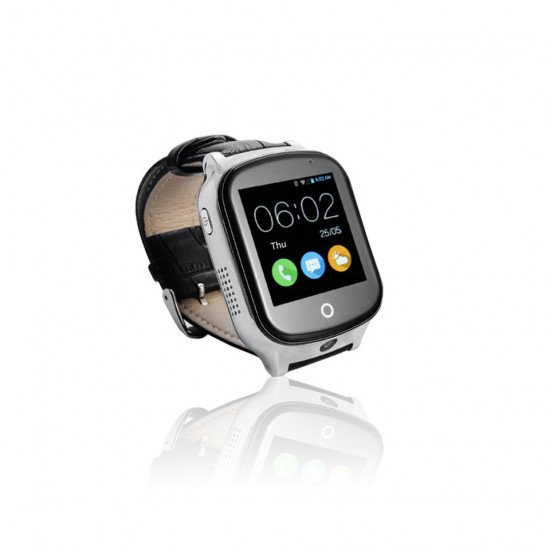 GPS tracker v hodinkách - 3G, lokalizácia, hovory, mobilná aplikácia