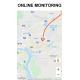 GPS náramok na členok - GPS tracker pre kontrolu dodržiavania výskytu a pohybu