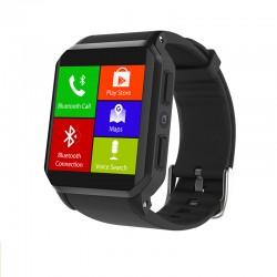 Inteligentné Android hodinky s mobilom, Wifi, GPS, športové funkcie, monitoring srdca