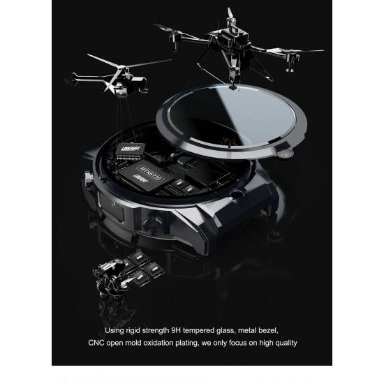 Samostatne funkčné, prémiové  4G smart hodinky s mobilom, GPS, Bluetooth 4.0, multišportové módy