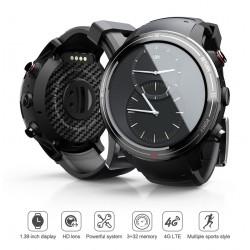 Smart hodinky s mobilom, vstavaný slot na samostatnú SIM kartu, párovanie na IOS aj Android