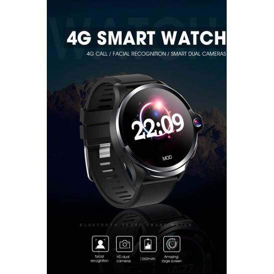 Pokročilé samostatne funkčné smarthodinky, dlhá výdrž batérie, GPS, WiFi, rozpoznávanie tváre