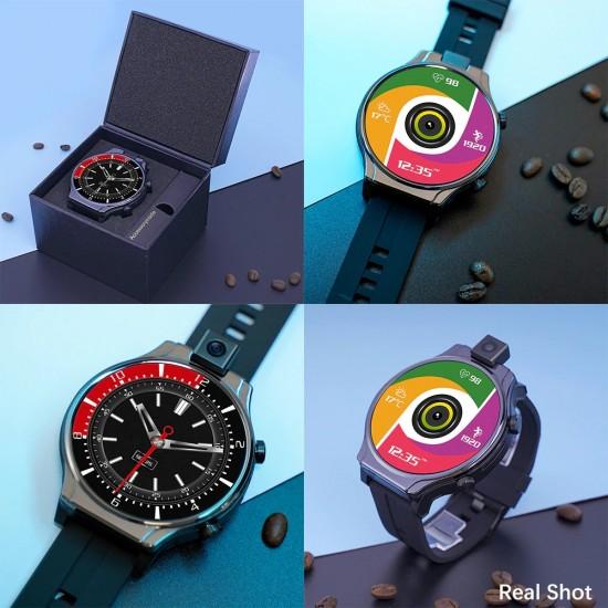 4G Smart hodinky s mobilom 4GB RAM 64GB úložisko 13MP Fotoaparát 1600mAh batéria Android 10 WIFI GPS  BlueTooth