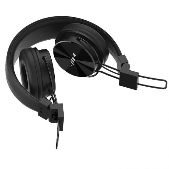 Inteligentné, multifunkčné, bezdrôtové slúchadlá s kvalitným zvukom a slotom na SD kartu