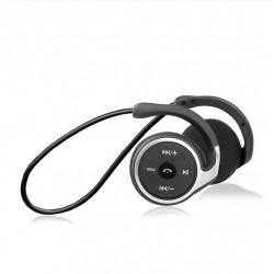 Športové outdoorové slúchadlá, kvalitný zvuk, vstavaný MP3 prehrávač, redukcia šumu