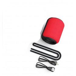Prenosný, bezdrôtový, počasiu odolný reproduktor, kvalitný 360° zvuk a basy, Bluetooth 5.0, hlasová asistencia