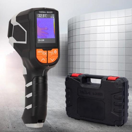 Ručná termovízna kamera s farebným displejom a infračerveným spektrom