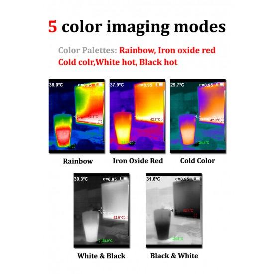 Profesionálna infračervená kamera pre medicínske, priemyselné, poľnohospodárske, transportné použitie